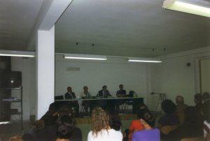2002 - X° Concorso Guido Gozzano  - Incontro del Prof. Giorgio Barberi Squarotti con le scuole di Acqui