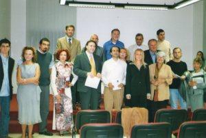 Vincitori IV Edizione Concorso Guido Gozzano - 2003