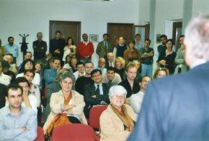 Pubblico Cerimonia di Premiazione Quarto Concorso Guido Gozzano - 2003