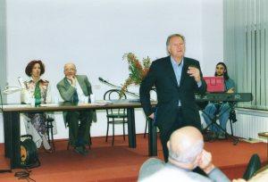Intervento di Giampiero Nani poeta, giurato e Presidente della Comunità Montana Suol d'Aleramo