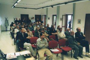 Concorso Guido Gozzano 2003 - Il pubblico in Sala Benzi