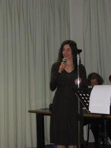 Alessandra Conte vincitrice della sezione di poesia edita - Concorso Guido Gozzano 2009