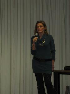Gabriela Fantato vincitrice della sezione C - silloge inedita - Concorso Guido Gozzano 2009