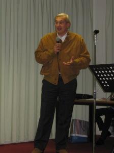 Valter Ferrari vincitore della sezione D racconto inedito - 2009