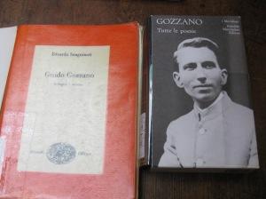 """Il saggio di Edoardo Sanguineti su Guido Gozzano e il """"meridiano"""" dedicato a Gozzano, presenti in Biblioteca ad Acqui"""