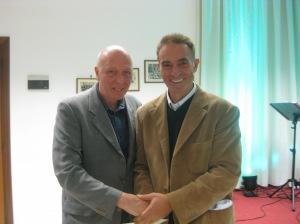 Aldino Leoni della Biennale di Poesia di Alessandria premia Ivan Fedeli